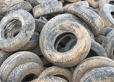 Time to stop dumping used tyres with dodgy overseas operators