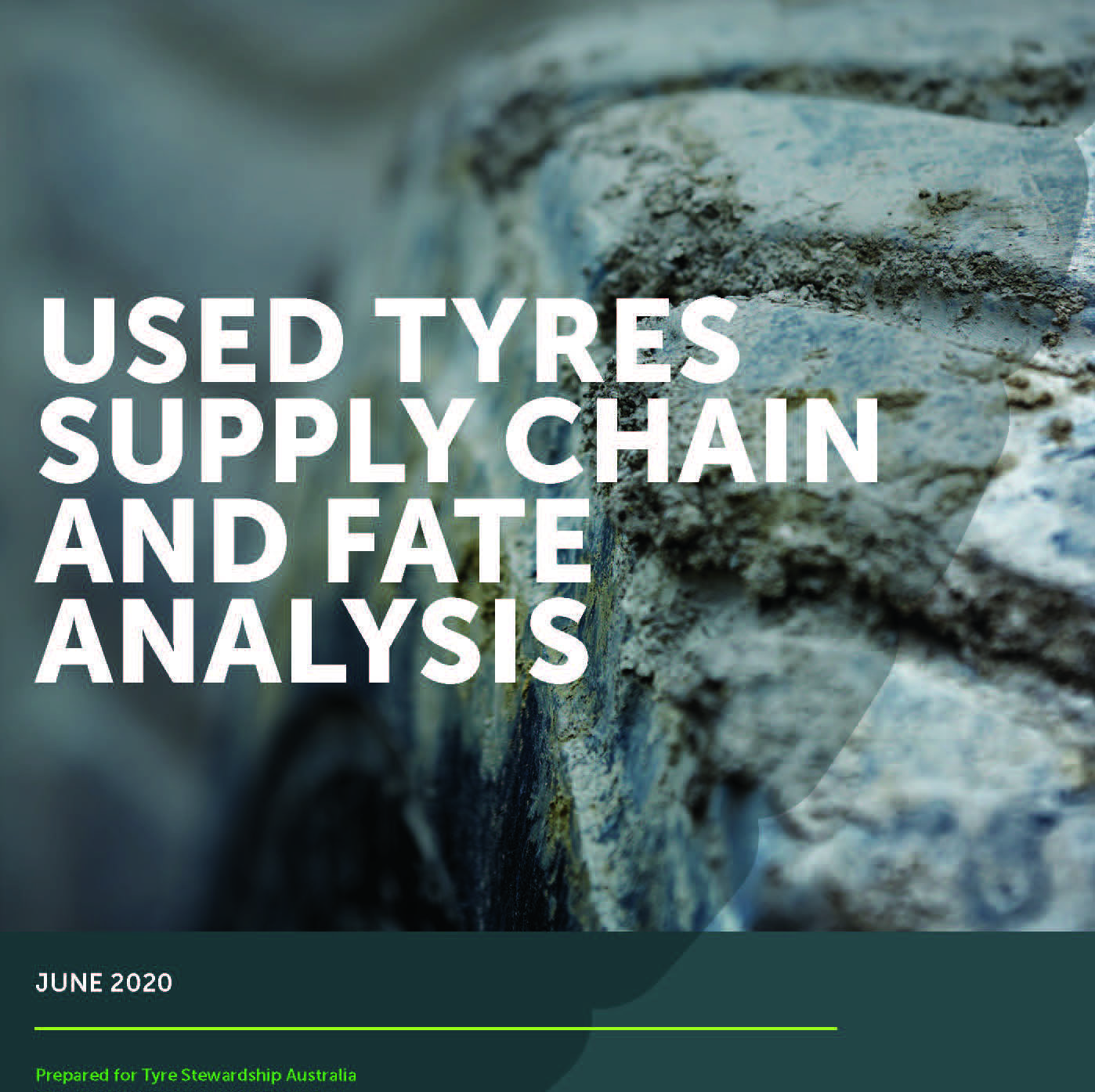 TSA releases highly anticipated 'Used Tyres Supply Chain and Fate Analysis' report