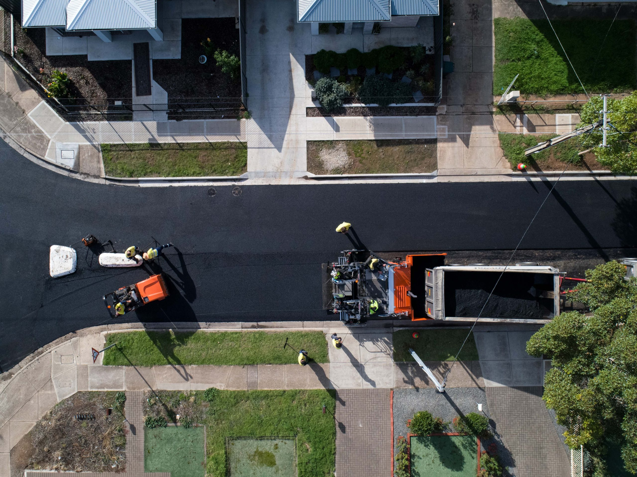 TSA & Topcoat complete one of the largest crumb rubber demonstration projects of its kind in Australia