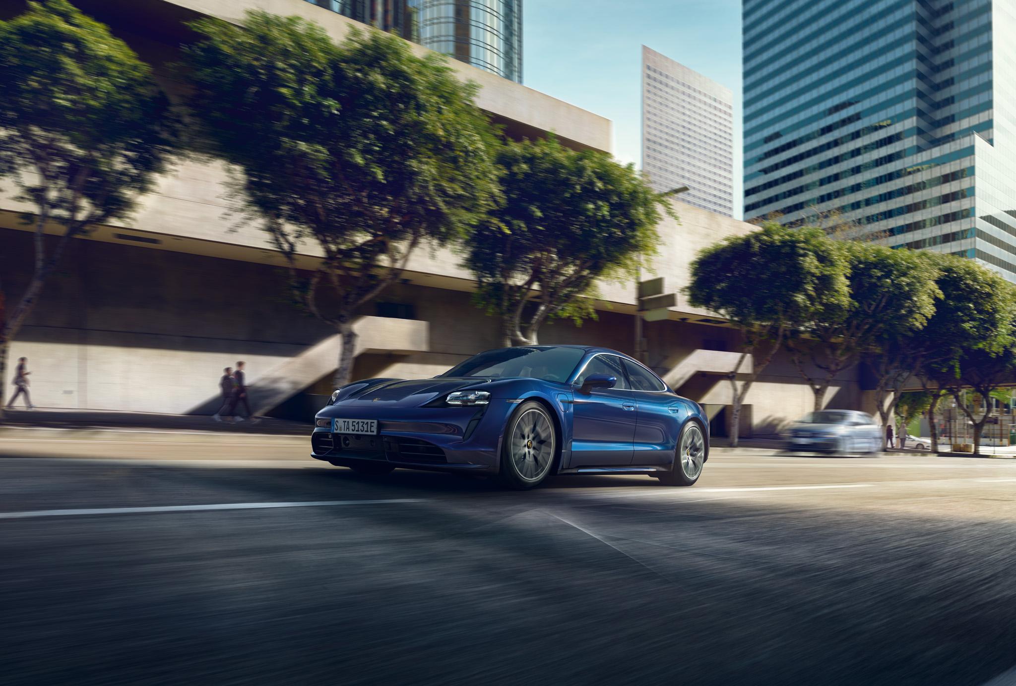 Tyre Stewardship Australia welcomes Porsche Cars Australia
