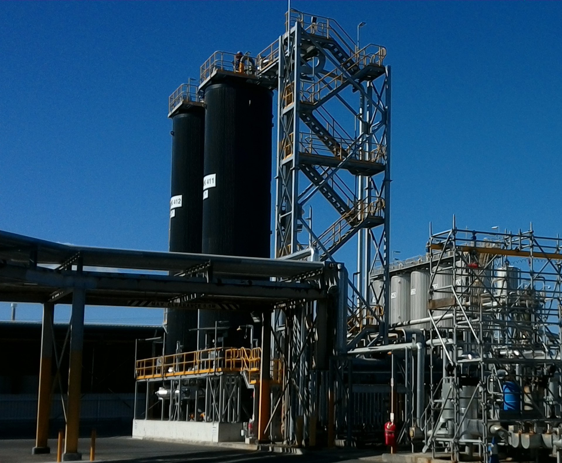 Puma Bitumen, with funding from Tyre Stewardship Australia, expands manufacturing capacity