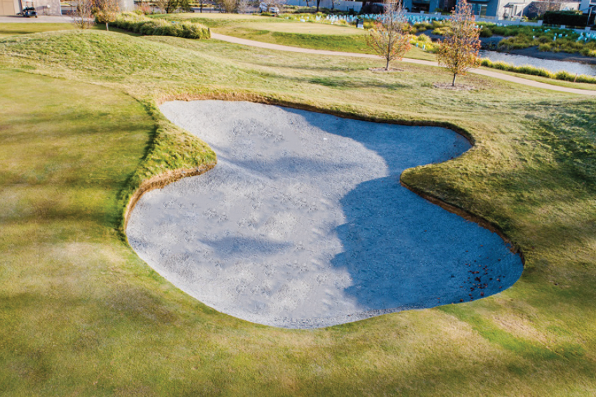 Golflex: Paving the way for a greener course