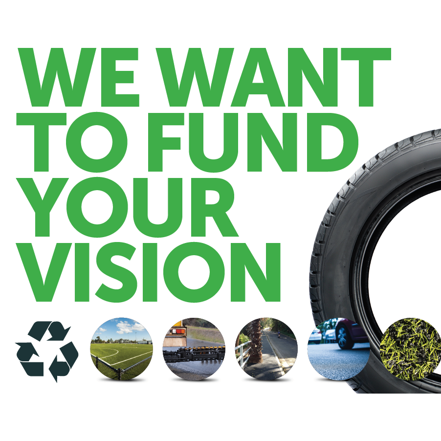 TSA wants to fund your vision!
