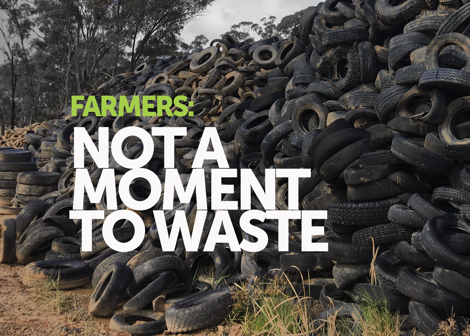 Farmers and Farming Communities to Remain Vigilant Ahead of Tyre Export Ban