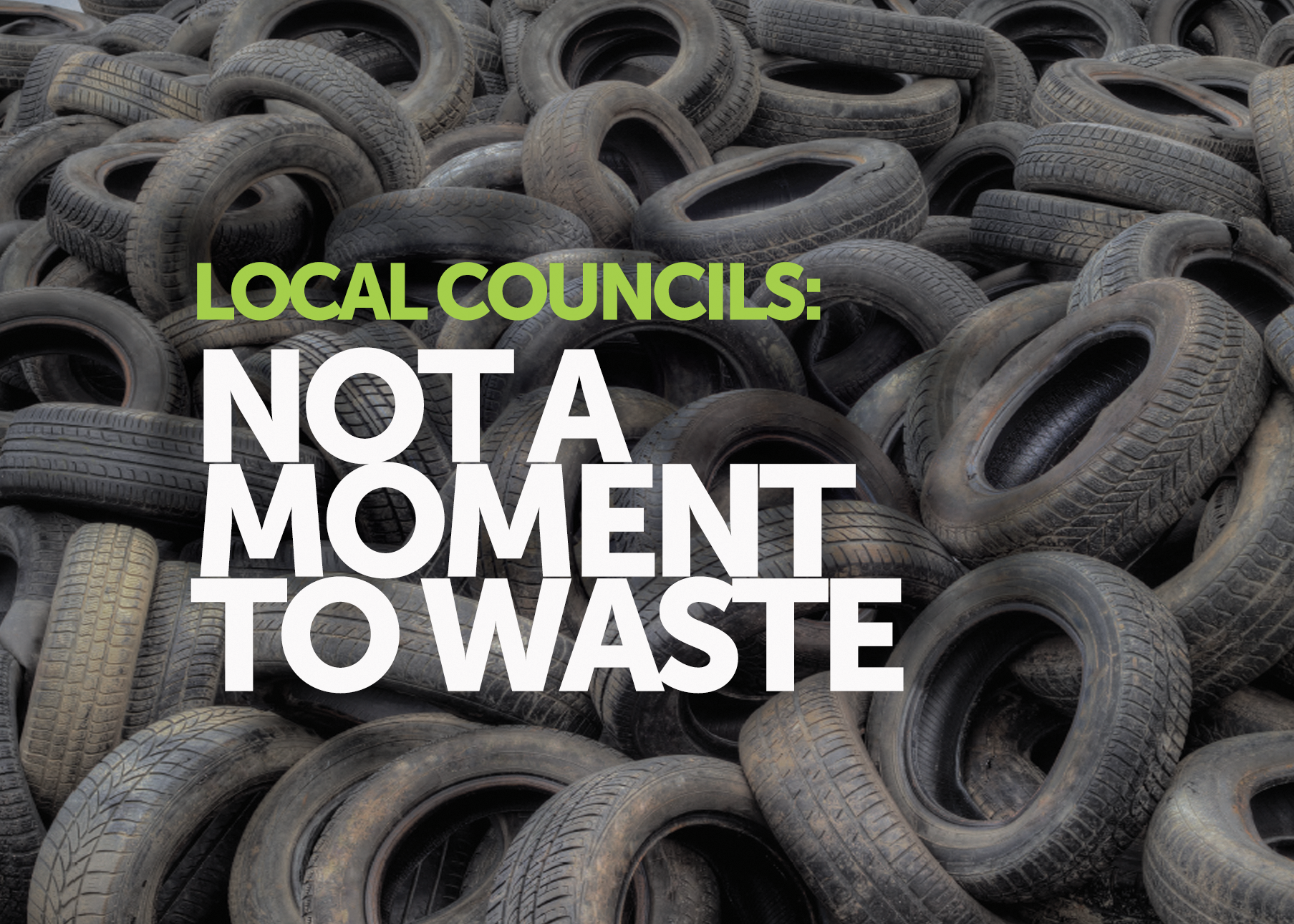 Tyre Stewardship Australia Encourages Local Councils to Drive Awareness of Tyre Export Ban